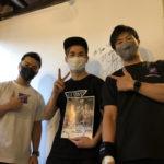 【Krush.115】本日レオナ・ペタスチャンピオンの防衛戦です!